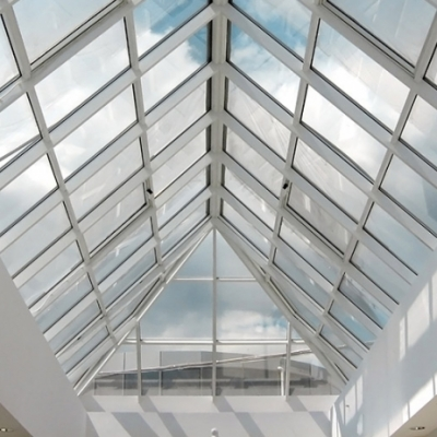 TILARA Polycarbonate Transparent Solid Sheets have big market for Roof Glazing under Building & Construction