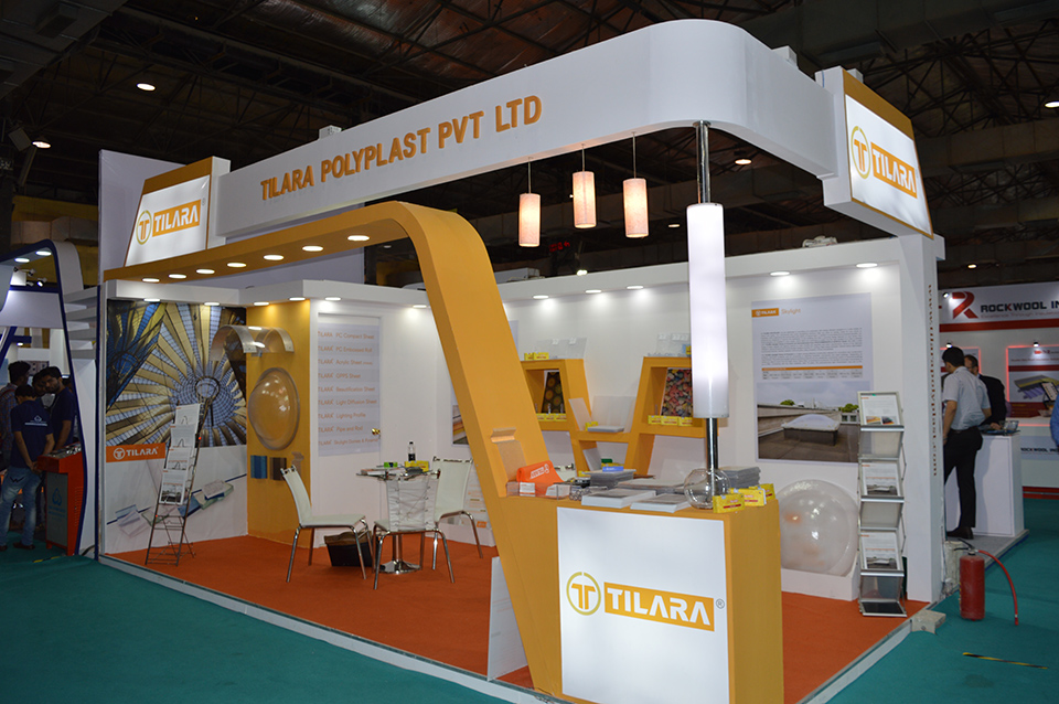 Exhibition Stand Night Sheet : We have received tremendous response to our participation