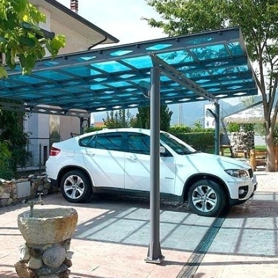 Benefits of Polycarbonate Sheet Carport